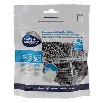 Hygienische Reinigungstabletten für GeschirrspüLmaschinen
