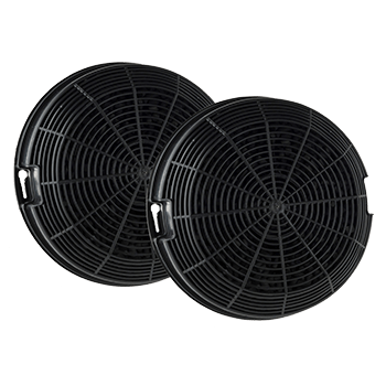FILTROS DE CARBÓN ACTIVO ANTIOLOR COMPATIBLES 150x50mm 560gr – Type 047 – 2 filters per pack