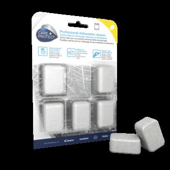 Tabletas de limpieza Care+Protect para lavavajillas