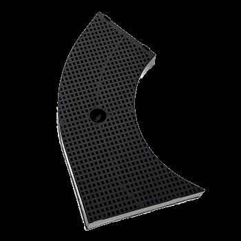 FILTRES À CHARBON ACTIF ANTI-ODEUR COMPATIBLES 240x225x25mm 250gr – Type 010