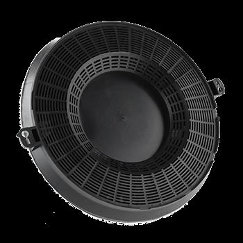 FILTRES À CHARBON ACTIF ANTI-ODEUR COMPATIBLES 233x33mm 300gr – Type 048