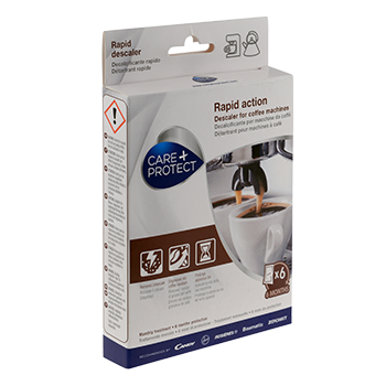 DESCALER FOR COFFEE MACHINES AND KETTLES