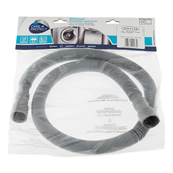 EXTENDABLE OUTLET HOSE