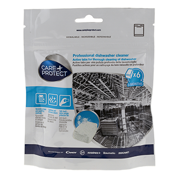 HYGIENIC CLEANER TABLETS FOR DISHWASHERS