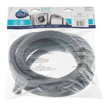 OUTLET HOSE 21-21 mm