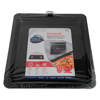 UNIVERSAL ADJUSTABLE BAKING TRAY