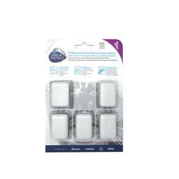 CLEANING TABS FOR WASHING MACHINES