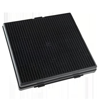 FILTRI COMPATIBILI ANTI-ODORE AI CARBONI ATTIVI 223x228x30mm 510gr – Type 241