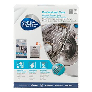 Kit decalcificante per lavatrice e lavastoviglie